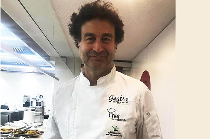 """Pepe Rodríguez: """"Extremadura tiene unos productos extraordinarios"""""""